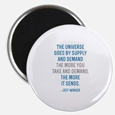 "Community TV Jeff Quote 2.25"" Magnet (100 pack)"