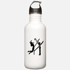 Volleyball girls Water Bottle