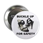Buckle Up For Safety Button