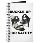 Buckle Up For Safety Journal