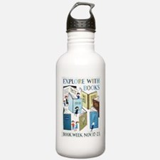 1957 Children's Book Week Water Bottle