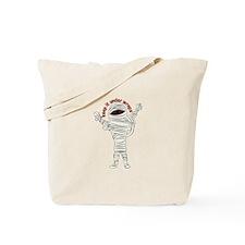 Under Wraps Tote Bag