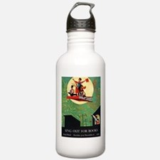 1965 Childrens Book Week Water Bottle