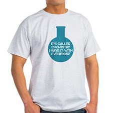 Community TV - Chemistry Quote T-Shirt