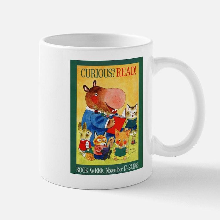 1975 Children's Book Week Mug