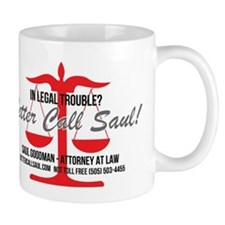 Better Call Saul Small Mugs