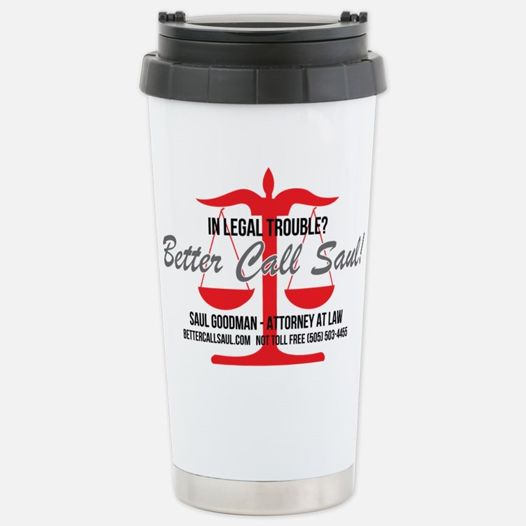 Better Call Saul Travel Mug