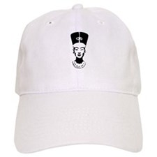 Nefertiti - Right Eye Open Baseball Cap