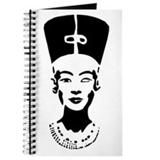 Nefertiti - Right Eye Open Journal