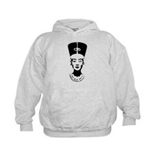 Nefertiti - Right Eye Open Hoody