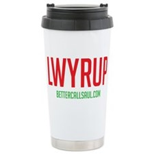 Lawyer Up Travel Mug