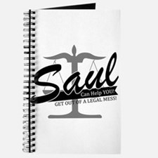 Saul Can Help You Journal