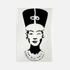 Nefertiti - Right Eye Open Rectangle Magnet