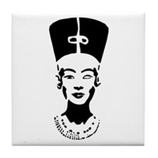 Nefertiti - Right Eye Open Tile Coaster