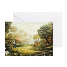 Description Of Autumn Greeting Cards (pk Of 10)