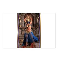 Best Seller Bellydance Postcards (Package of 8)