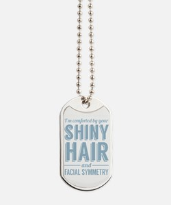 Community TV - Abed Quote Dog Tags