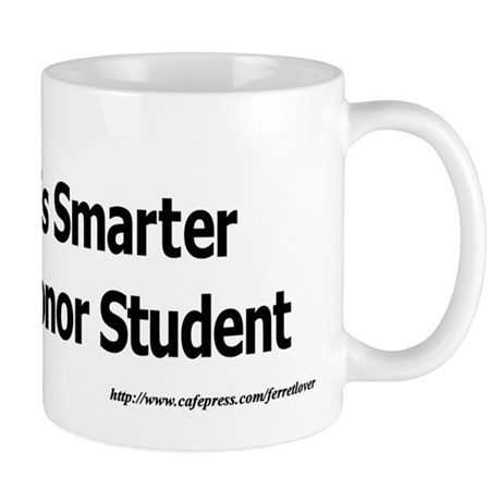 Ferret Honor Student Mug