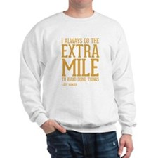 Community TV Extra Mile Sweatshirt