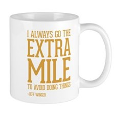 Community TV Extra Mile Mug