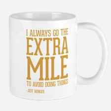 Community TV Extra Mile Mug
