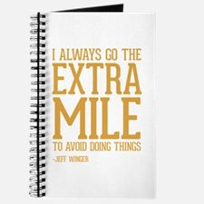 Community TV Extra Mile Journal