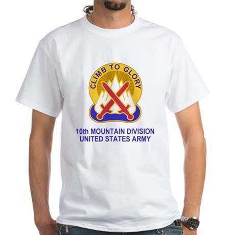 10th Mountain Division<BR>Shirt 17