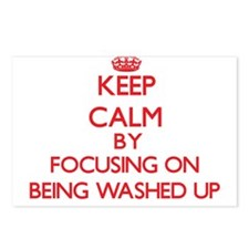 Being Washed-Up Postcards (Package of 8)