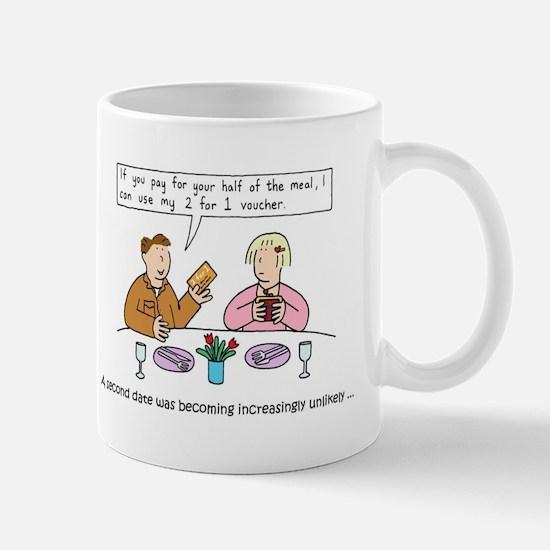 First Date trauma Mugs