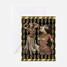 Best Seller Bellydance Greeting Cards