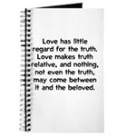 Love/Truth Journal