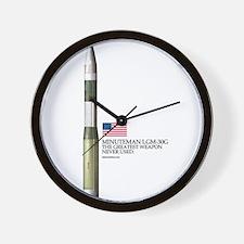 LGM-30G Wall Clock