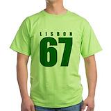 Lisbon lions Green T-Shirt