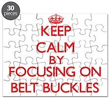 Belt Buckles Puzzle