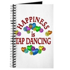 Happiness is Tap Dancing Journal