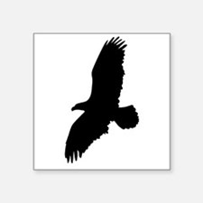Eagle Silhouette Sticker