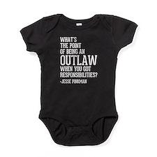 Breaking Bad Jesse Pinkman Baby Bodysuit