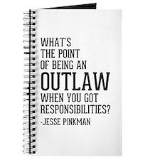 Breaking Bad Jesse Pinkman Journal