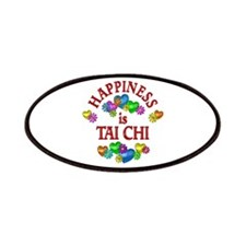 Happiness is Tai Chi Patches