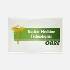 Nuclear Medicine Technologists Care Rectangle Magn