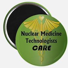 Nuclear Medicine Technologists Care Magnet