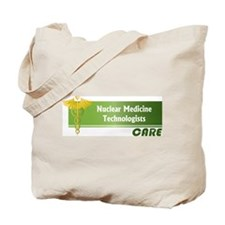 Nuclear Medicine Technologists Care Tote Bag