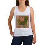 Polish Rooster Women's Tank Top