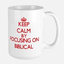 Biblical Mugs