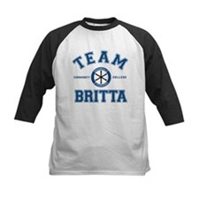 Community Team Britta Baseball Jersey