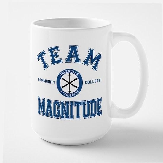 Community Team Magnitude Mugs