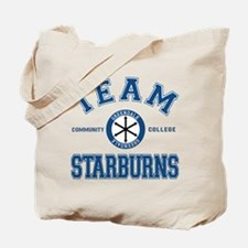 Community Team Starburns Tote Bag