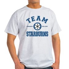 Community Team Starburns T-Shirt