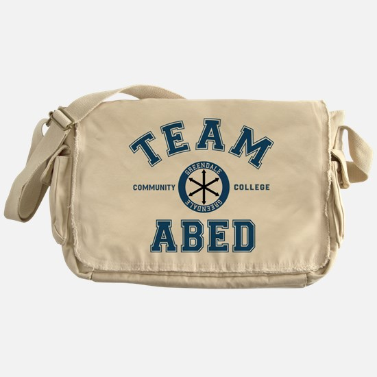 Community Team Abed Messenger Bag