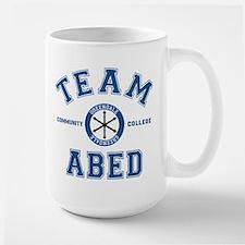 Community Team Abed Mugs